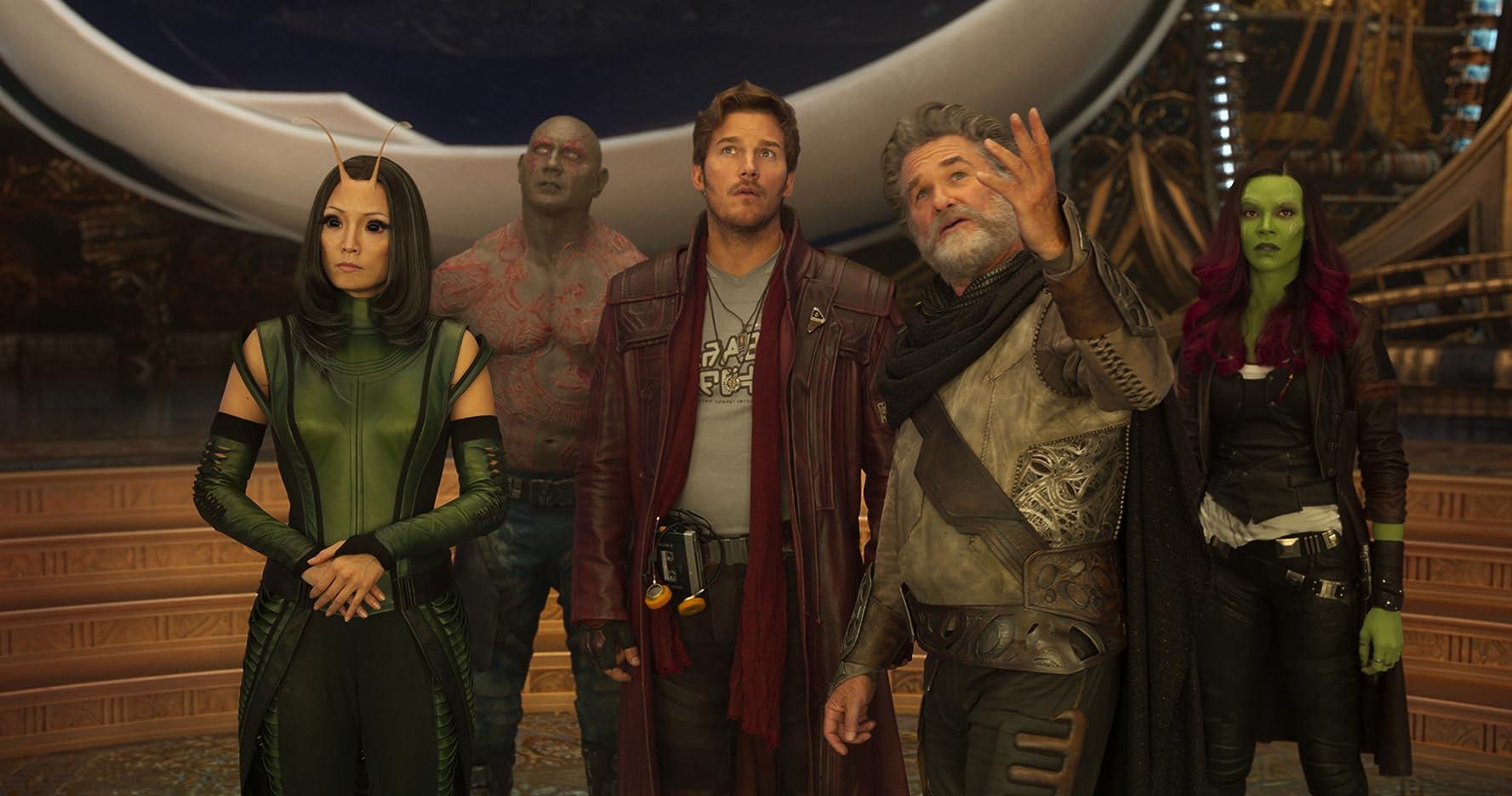 Guardians of the Galaxy Vol. 2 - Marvel Studios