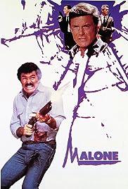 Malone Poster