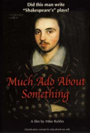 Much Ado About Something Poster