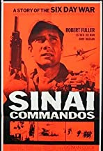 Sinai Commandos: The Story of the Six Day War