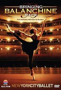 Primary photo for Bringing Balanchine Back