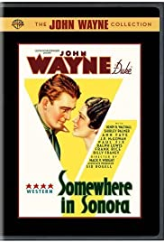 Somewhere in Sonora(1933) Poster - Movie Forum, Cast, Reviews