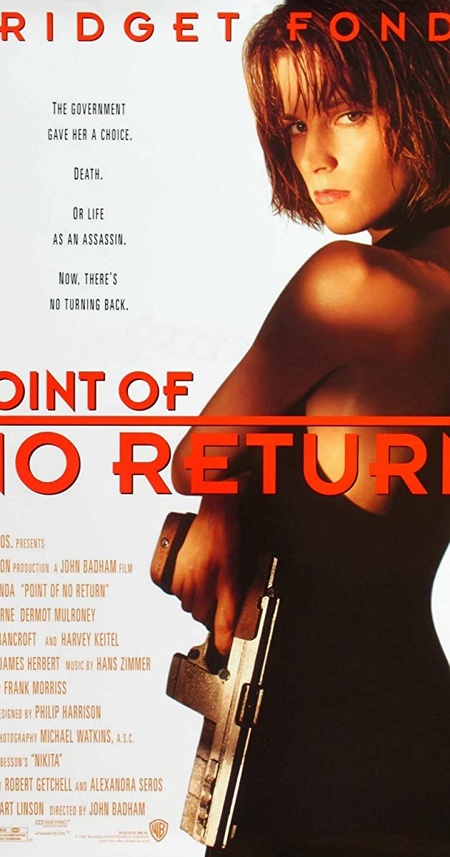 Subtitle of Point of No Return