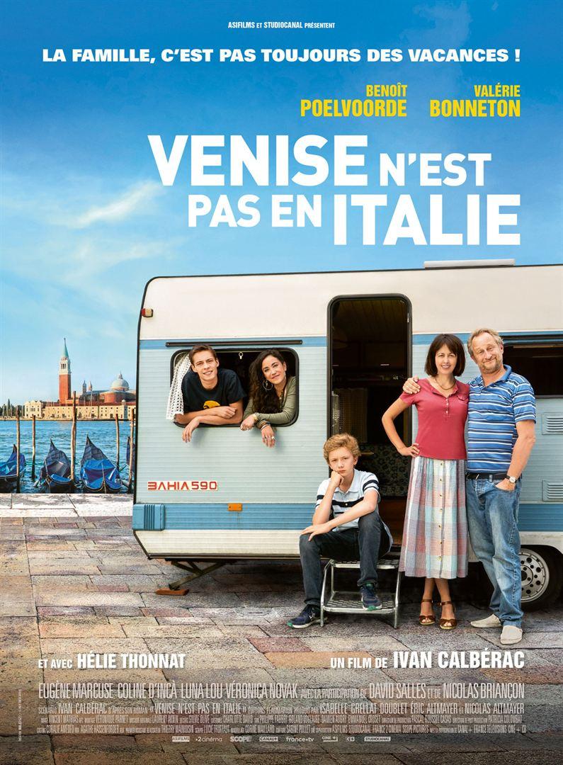 Venise nest pas en Italie