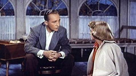 white christmas poster trailer - How Old Was Bing Crosby In White Christmas