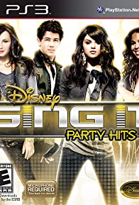 Primary photo for Disney Sing It: Party Hits