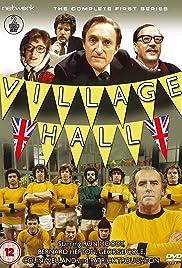 Village Hall Poster