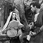 Richard Burton and Betta St. John in The Robe (1953)