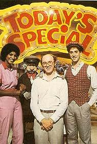 Jeff Hyslop, Clive VanderBurgh, and Nerene Virgin in Today's Special (1981)