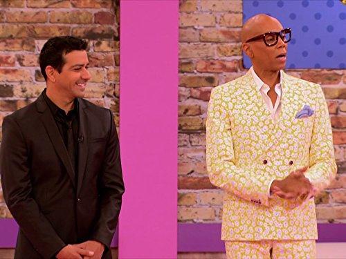 RuPaul and Andrew Christian in RuPaul's Drag Race All Stars (2012)