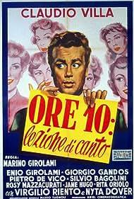 Ore 10: lezione di canto (1955)