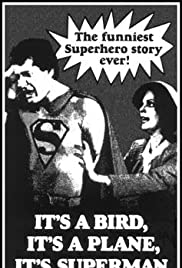 It's a Bird... It's a Plane... It's Superman! (1975) Poster - Movie Forum, Cast, Reviews