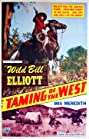 Taming of the West (1939) Poster