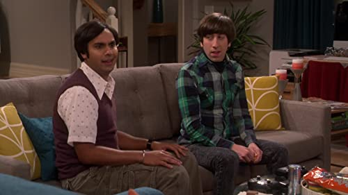 The Big Bang Theory: The Viewing Party Combustion