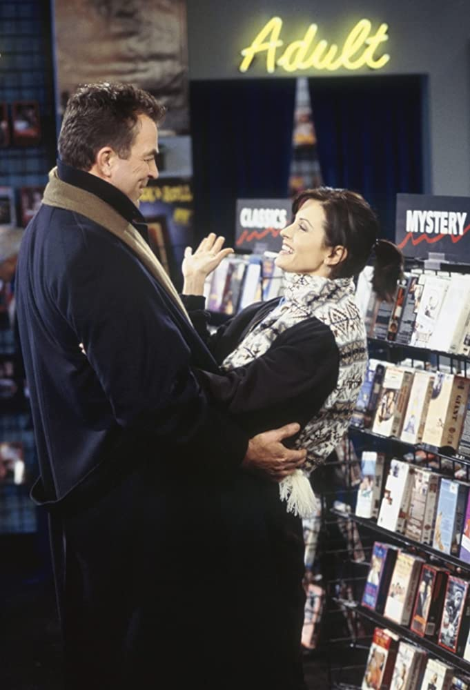 The One Where Monica and Richard Are Just Friends (1997)