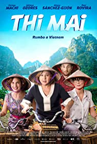 Adriana Ozores, Aitana Sánchez-Gijón, Carmen Machi, and Dani Rovira in Thi Mai, rumbo a Vietnam (2017)