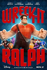 Wreck-It Ralph (2012) Poster - Movie Forum, Cast, Reviews