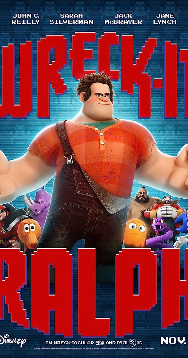 Watch Full HD Movie Wreck-It Ralph (2012)