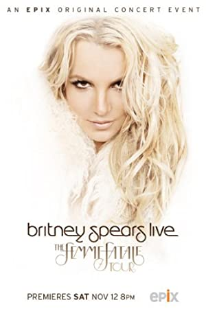 Where to stream Britney Spears Live: The Femme Fatale Tour