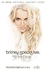Primary photo for Britney Spears Live: The Femme Fatale Tour