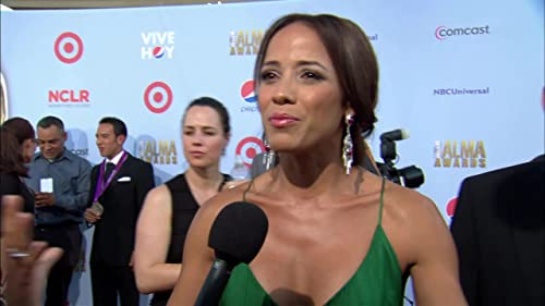 2012 Nclr Alma Awards: Dania Ramirez, Devious Maids