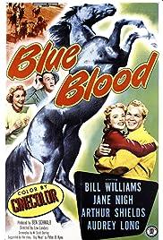 Blue Blood Poster