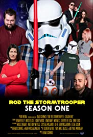 Rod the Stormtrooper Poster