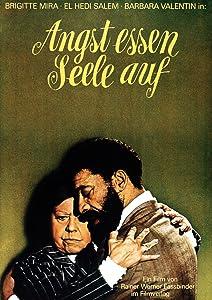 Dvd movie subtitles download Angst isst Seele auf by Rainer Werner Fassbinder [640x352]