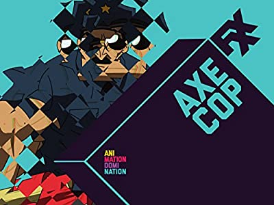 American movie downloads Ask Axe Cop: President by [Mkv]