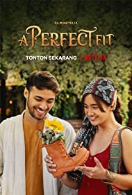 Refal Hady and Nadya Arina in A Perfect Fit (2021)