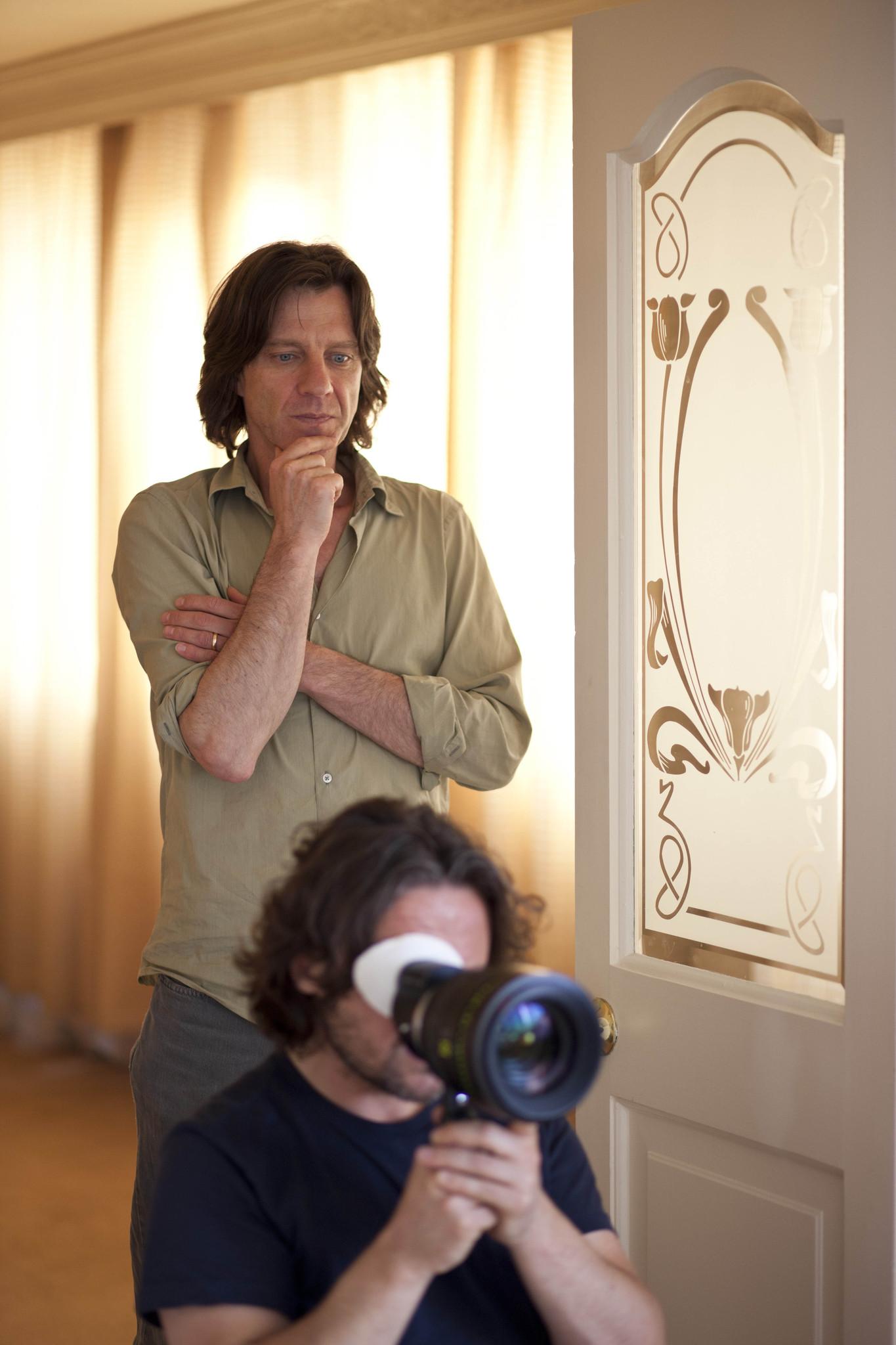 James Marsh in Shadow Dancer (2012)