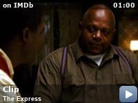 the express movie summary