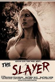 Reuben Rox, Luc Bernier, and Jade Michael LaFont in The Slayer (2017)