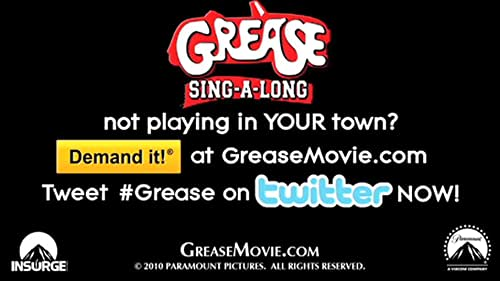 """Grease Sing-A-Long: """"Greased Lightnin'"""""""