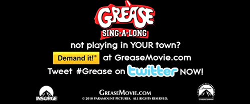 "Grease Sing-A-Long: ""Greased Lightnin'"""