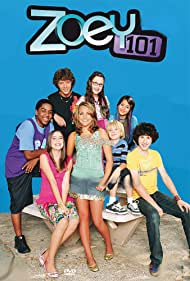 Sean Flynn, Paul Butcher, Alexa Nikolas, Jamie Lynn Spears, Erin Sanders, Matthew Underwood, Christopher Massey, and Victoria Justice in Zoey 101 (2005)