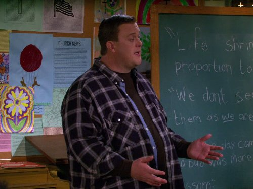 Billy Gardell in Mike & Molly (2010)