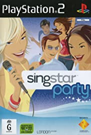SingStar Party Poster