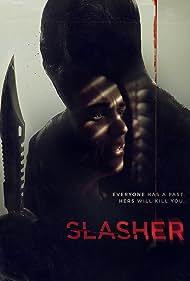 Katie McGrath in Slasher (2016)