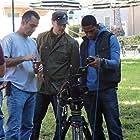 Christos Bitsakos, Devon Avery, and Joab Carlos in One-Minute Time Machine (2014)