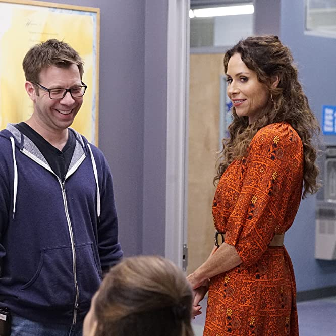 Minnie Driver in Speechless (2016)