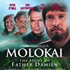 Sam Neill, Peter O'Toole, Kris Kristofferson, and David Wenham in Molokai: The Story of Father Damien (1999)