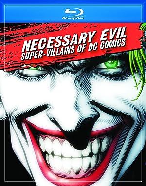 Where to stream Necessary Evil: Super-Villains of DC Comics