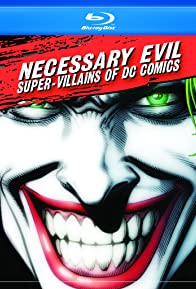 Primary photo for Necessary Evil: Super-Villains of DC Comics
