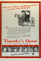 Primary image for Timothy's Quest