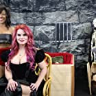 Scarlet Ryan and Donnella Heads in FrightMare Theater (2015)