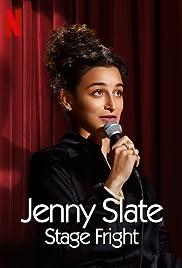 Jenny Slate: Stage Fright Poster