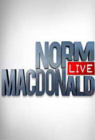 Primary photo for Norm Macdonald Live