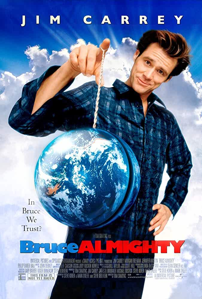 Bruce Almighty (2003) Hindi Dubbed