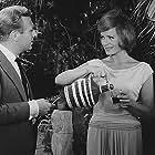 Henning Moritzen and Lise Ringheim in Eventyr på Mallorca (1961)